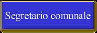 02/12/2019 - Segretario comunale - Responsabile della prevenzione della corruzione e della trasparenza (RPCT) - OIV (o dell'organo diversamente denominato)