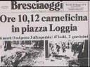 28/05/2019 - Strage di piazza della Loggia