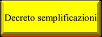 13/07/2020 - La bozza del decreto semplificazione