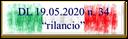 17/07/2020 - Decreto Rilancio: approvata in via definitiva la Legge di conversione