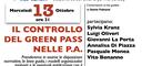 """18/10/2021 - Registrazione del webynight sul tema del """"Green pass"""" nelle P.A."""