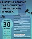 23/09/2021 - Il Garante della Privacy patrocinia il Webinar del 30 settembre su sicurezza e sorveglianza di massa