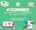 06/04/2021 - #TiComunico: una campagna per raccontare come i Comuni dialogano con i cittadini